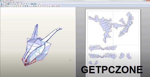 Pepakura Designer 2021 v4.2 Download 32-64 Bit