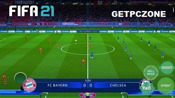 Download FIFA 2021 Mobile APK