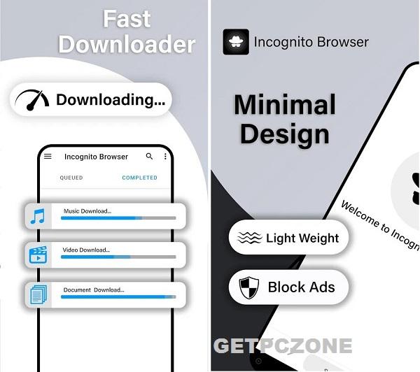 Download Incognito Browser Pro 60 APK