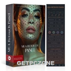 MUA Retouch Panel for macOS Download