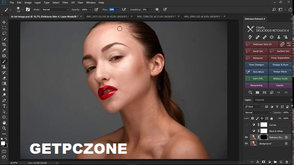 Free Download Beauty Retouch 3 Panel for Mac