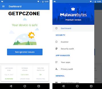 Malwarebytes 3.7 for Android