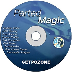 Parted Magic 2021 ISO Bootable