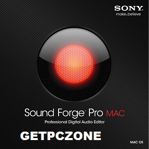 Sony Sound Forge Pro 2021 v2.0 for Mac Download