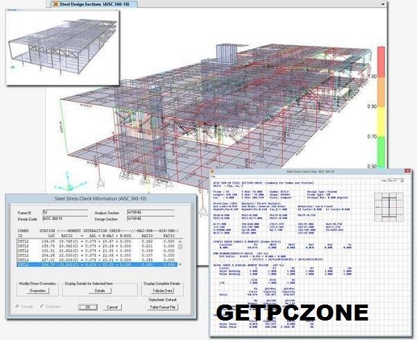 Download CSI SAP2000 V23.1