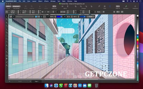 Download CorelDRAW Graphics Suite 2021 for mac