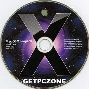 Mac OS X Leopard 10.5 ISO & DMG Download