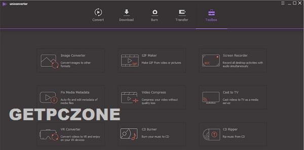Download Wondershare UniConverter 12.6