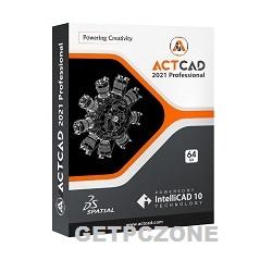 ActCAD Professional 2021 v10 Download