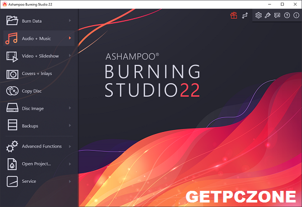 Ashampoo Burning Studio 22 .2
