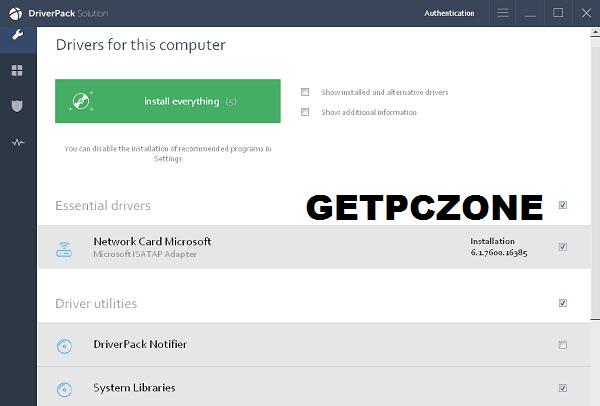 Download DriverPack Solution 2021 v17.11 Free