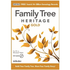 Family Tree Heritage Gold 16.0.9 Download