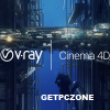 Download V-Ray for Cinema 4D R24 Free