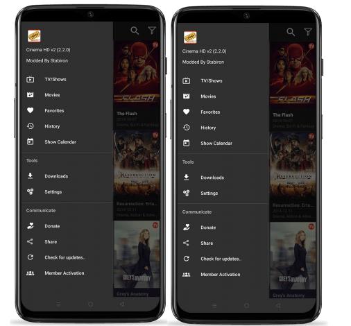 Free Download Cinema HD 2.3 APK