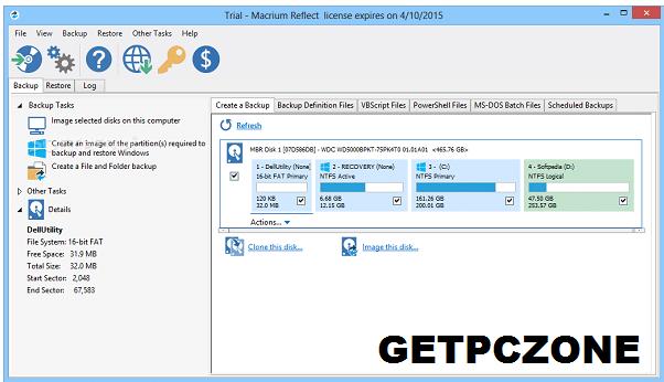 Macrium Reflect 8.0 + WinPE Download