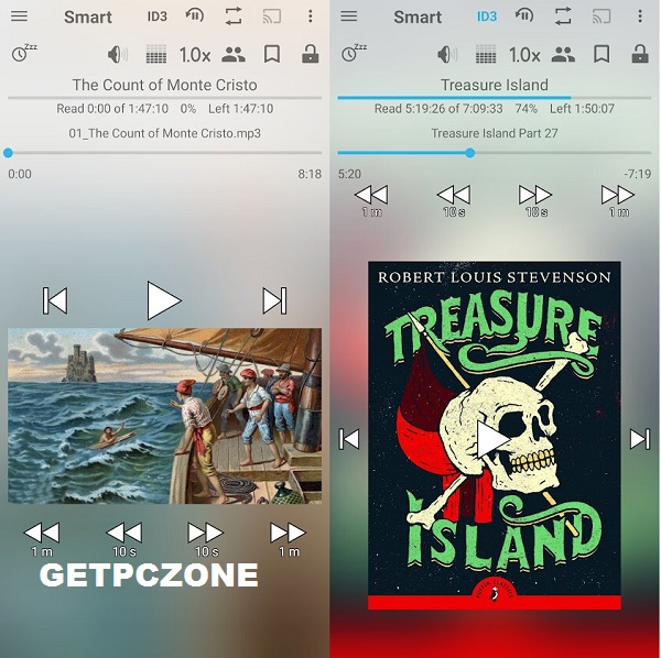 Smart AudioBook Player 7.8.3 APK