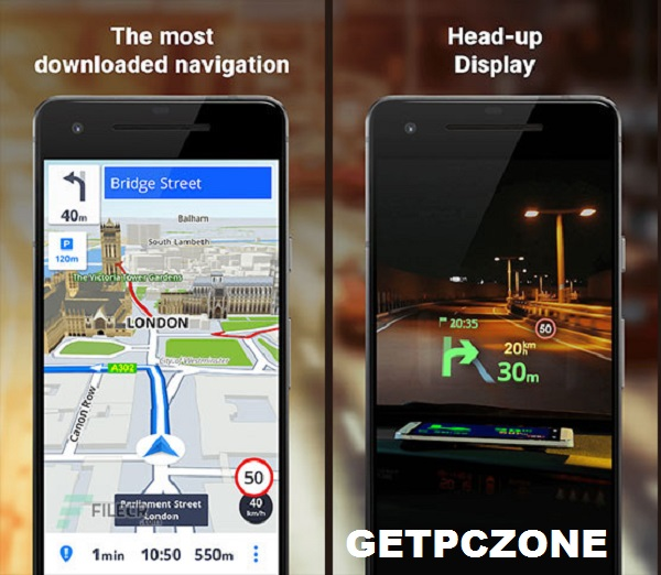 Sygic GPS Navigation & Maps APK for Android