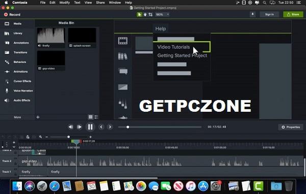 TechSmith Camtasia 2021.0.1 for Mac