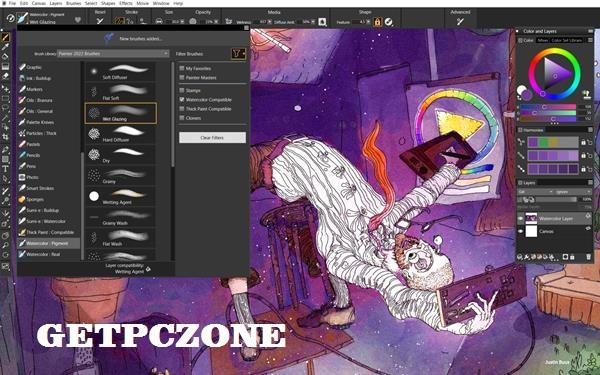 Corel Painter 2022 Download 64 bit