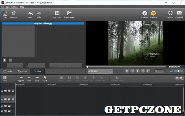 Download MovieMator Video Editor Pro 3.1 Free