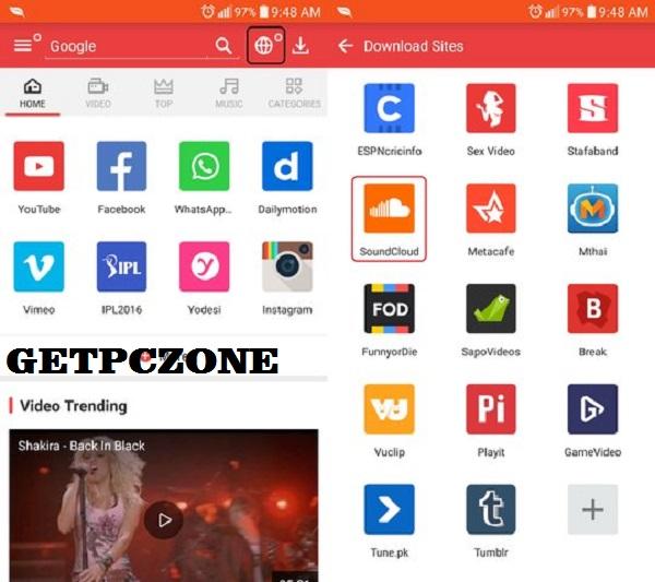 Download VidMate 4.4 APK Free