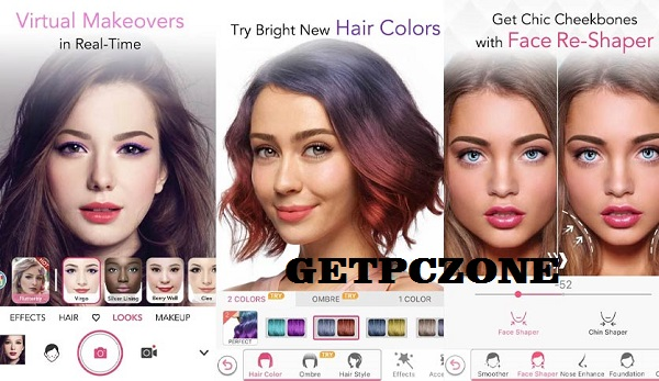 Free Download YouCam Makeup 5.83.0 APK