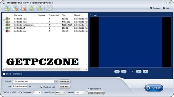 GIF to SWF Converter 2.0 Downlaod
