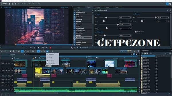 MAGIX Video Pro 2021 X13 v19 Free Download