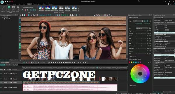 VSDC Video Editor Pro 6.7.3 Free Download