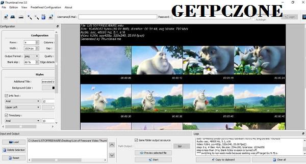 Video Thumbnails Maker 16 Download Free