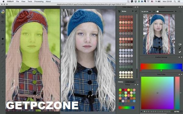 Download CODIJY Recoloring 3 for Mac