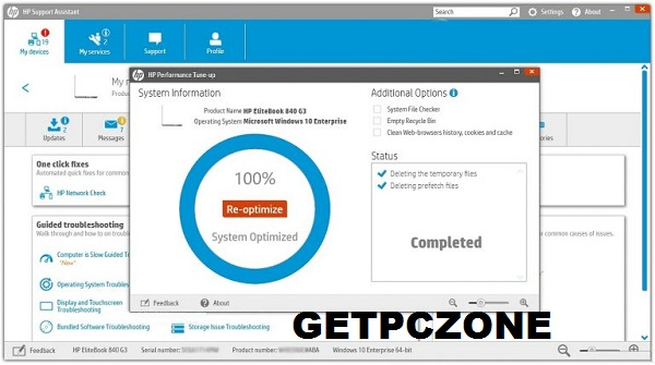 Download HP Support Assistant 9.7 Free