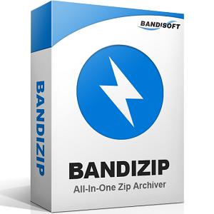 Bandizip Archiver 7.09 for Mac Download