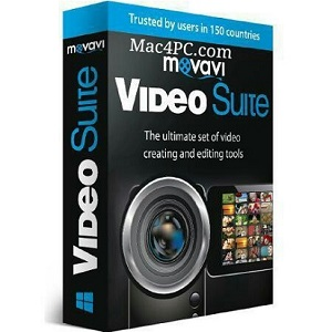 Movavi Video Suite 21.4 Download 32-64 Bit