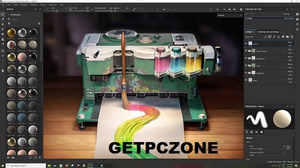 Adobe Substance 3D Designer 11.2.2 Free Download