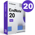 EndNote 20 for Mac DMG Download