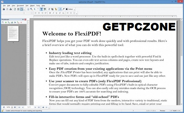 Download Softmaker FlexiPDF 2022 Professional v3.0 Free