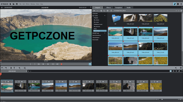 MAGIX Movie Edit Pro 2022 Free Download
